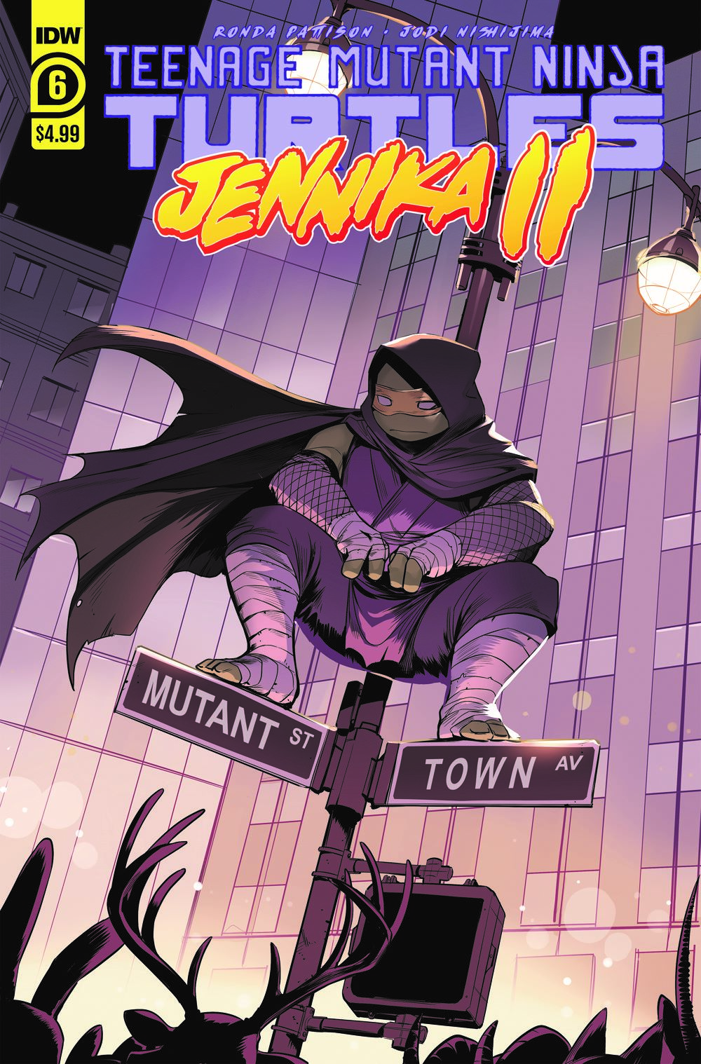 TMNT-Jennik ComicList: IDW Publishing New Releases for 04/14/2021