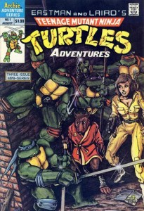 Teenage-Mutant-Ninja-Turtles-Adventures-1-205x300 What If Eastman and Laird Created TMNT Today?