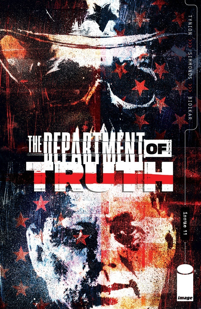 TheDeptartmentOfTruth_11 Image Comics July 2021 Solicitations