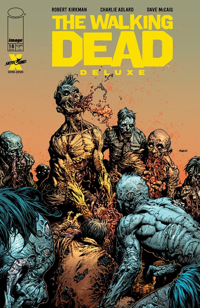 TheWalkingDeadDeluxe_18a_finchcover Image Comics July 2021 Solicitations