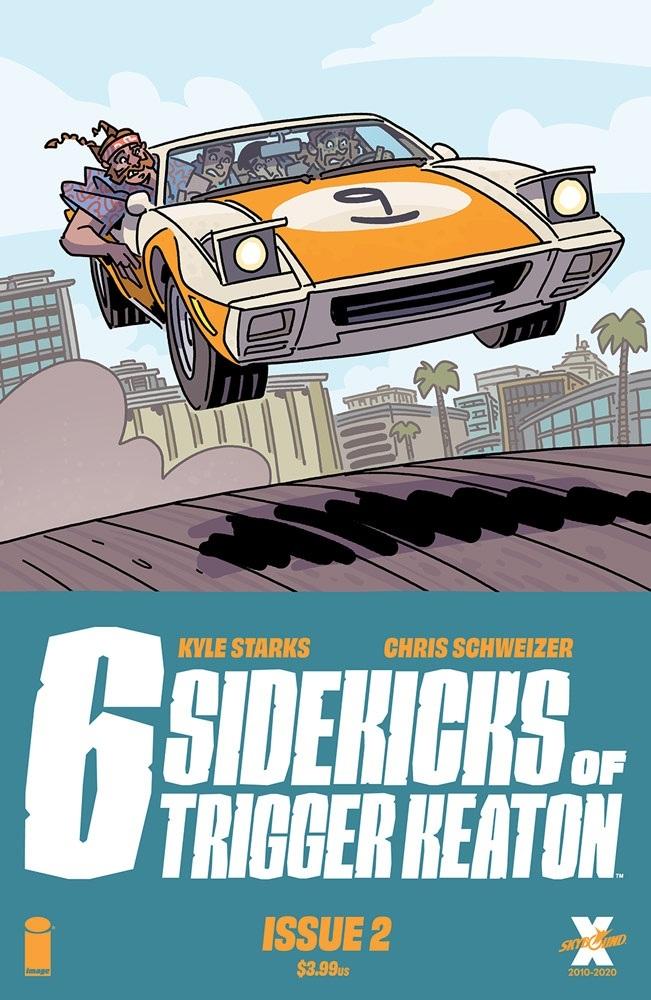 Thesixsidekicks_02 Image Comics July 2021 Solicitations