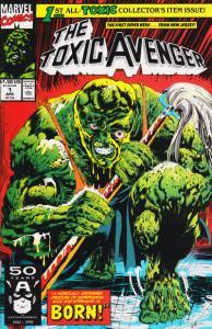 Toxic-Avenger-1-194x300 Comic Trends & the Oddball of the Week Award