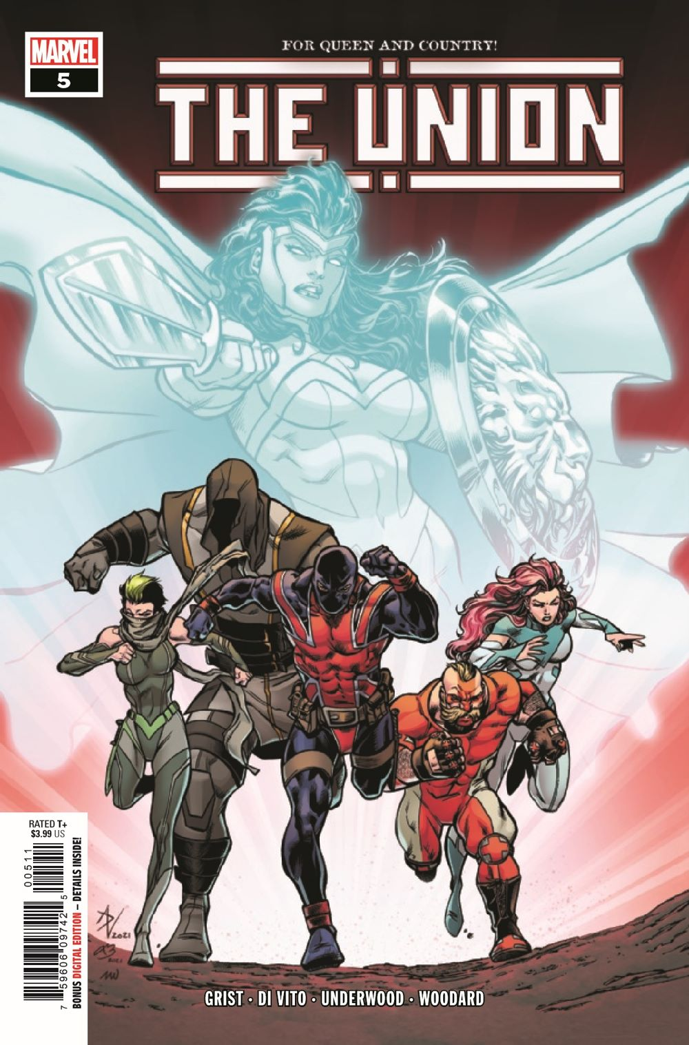 UNION2020005_Preview-1 ComicList Previews: THE UNION #5 (OF 5)