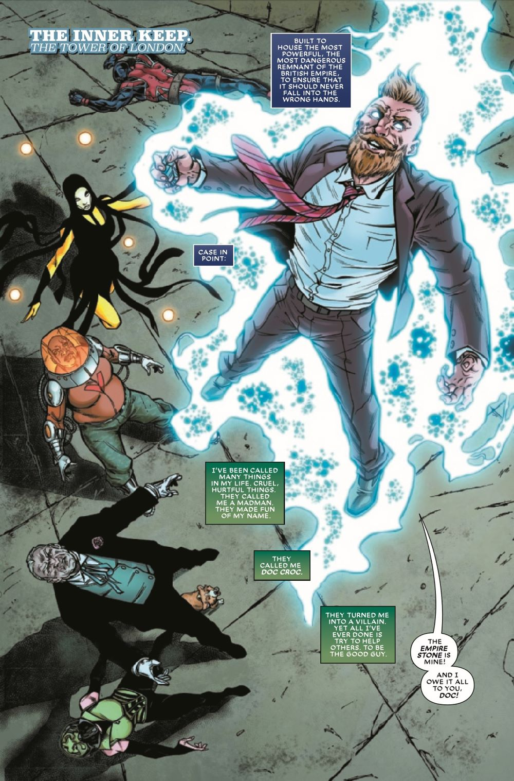 UNION2020005_Preview-3 ComicList Previews: THE UNION #5 (OF 5)