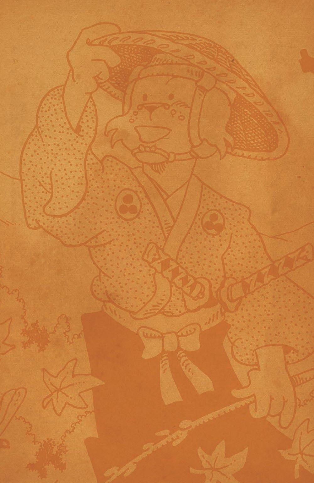 Usagi-Origins-v01-pr-7 ComicList Previews: USAGI YOJIMBO ORIGINS VOLUME 1 SAMURAI TP