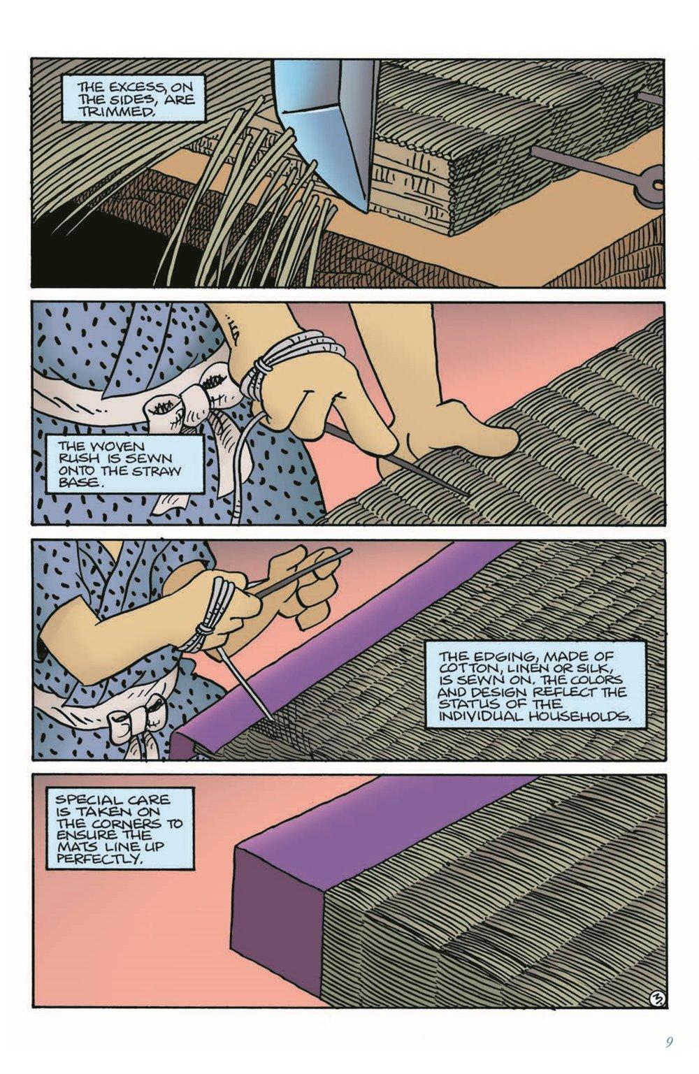 Usagi-v02_pr-5 ComicList Previews: USAGI YOJIMBO VOLUME 2 HOMECOMING TP