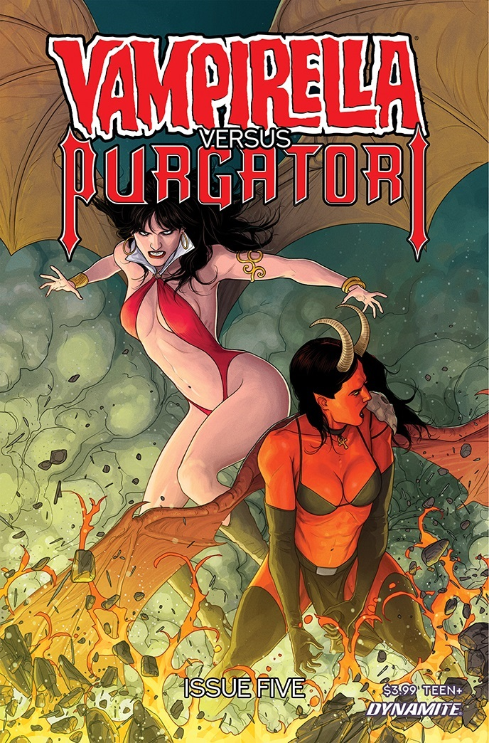 VampiPurgatori-05-05041-D-Musabekov Dynamite Entertainment July 2021 Solicitations