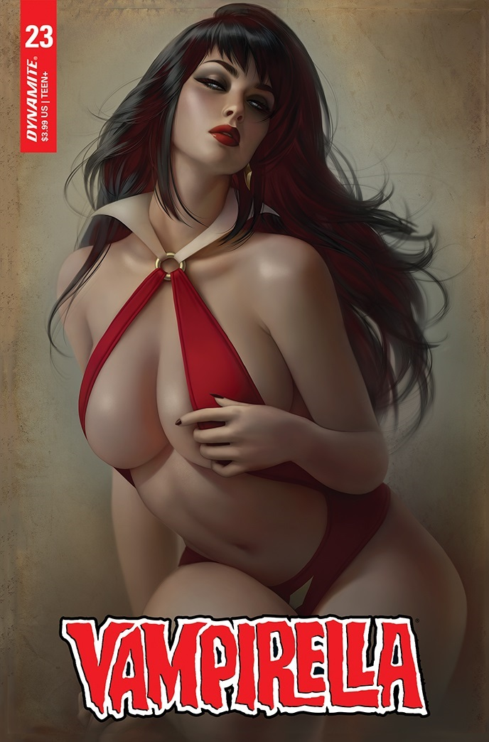 Vampirella-23-23041-D-Louw Dynamite Entertainment July 2021 Solicitations
