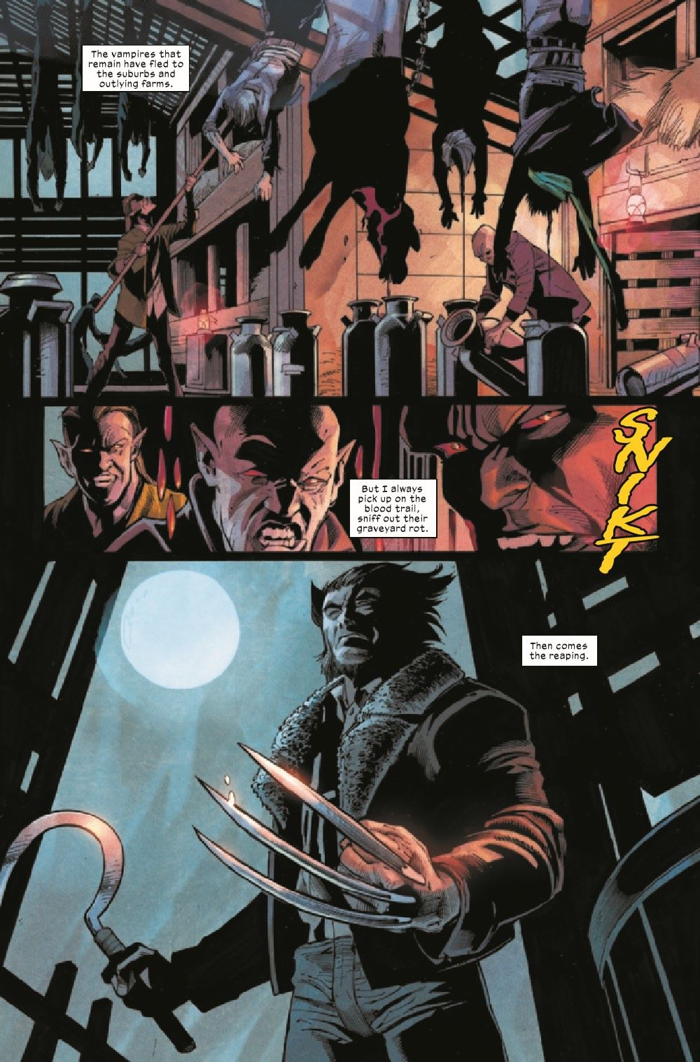 WOLV2020011_Preview-3 ComicList Previews: WOLVERINE #11