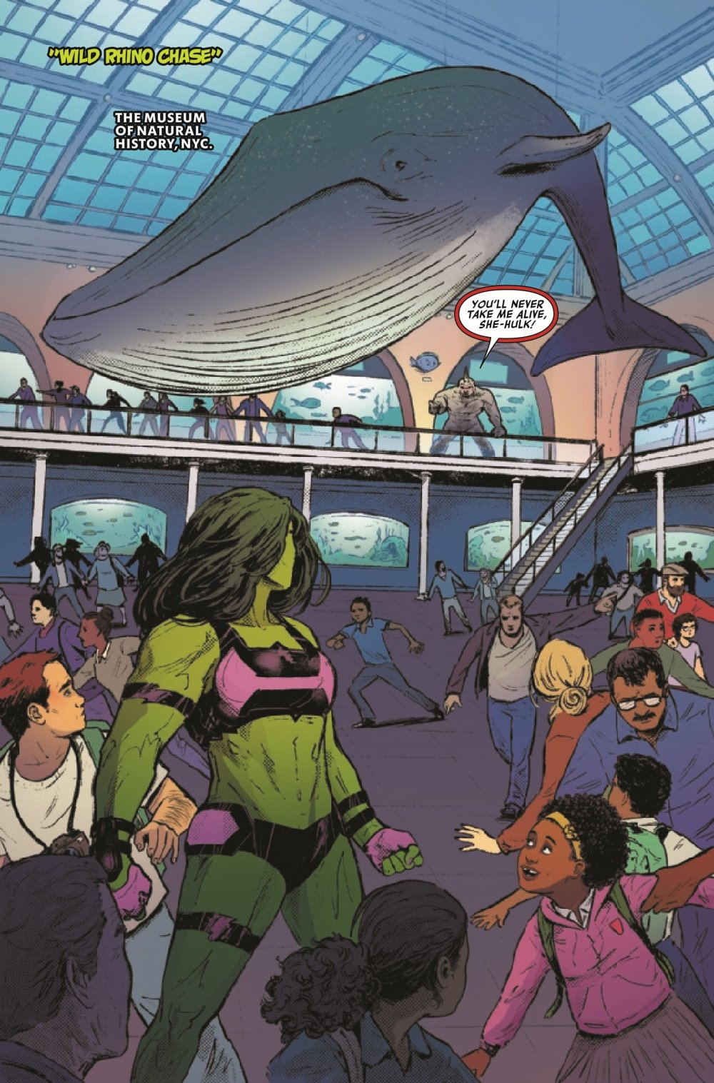 WOM2021001_Preview-4 ComicList Previews: WOMEN OF MARVEL #1