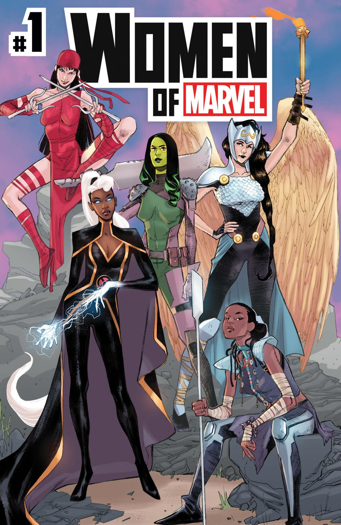 Women-of-Marvel-1 THE WOMEN OF MARVEL are celebrated in this new trailer