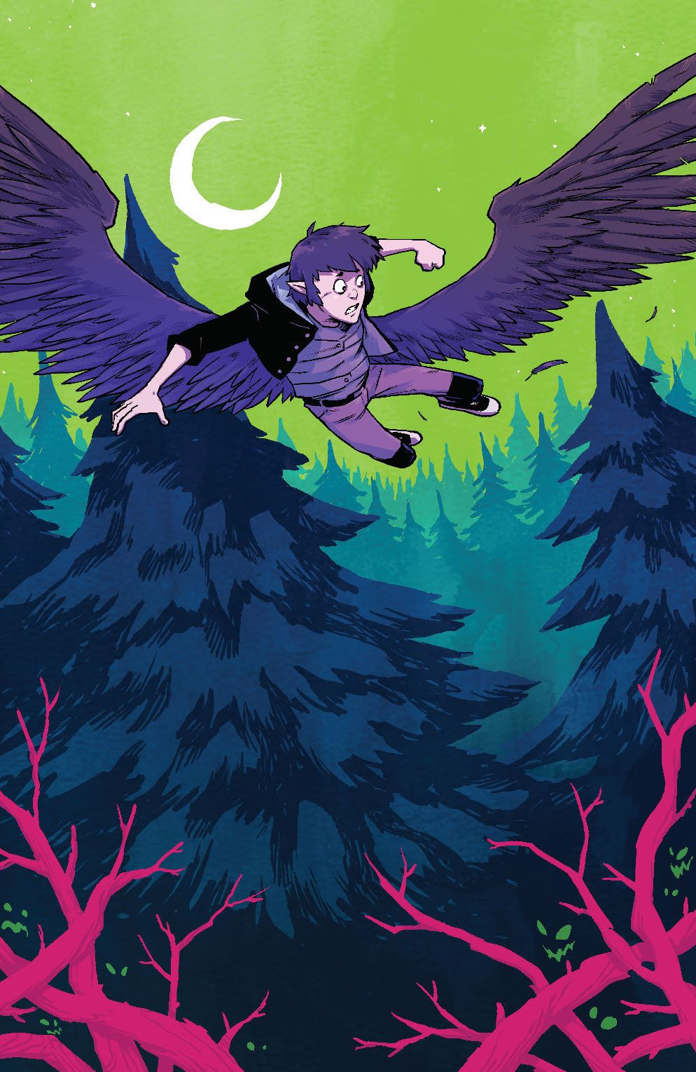 Wynd_006_Cover_D_Unlockable ComicList Previews: WYND #6 (OF 5)