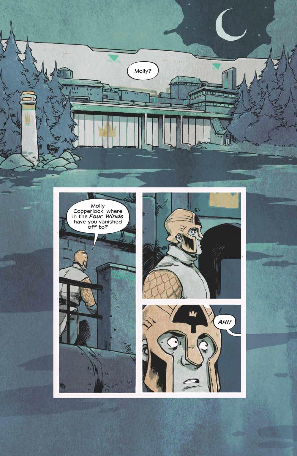 Wynd_006_PRESS_3 ComicList Previews: WYND #6 (OF 5)