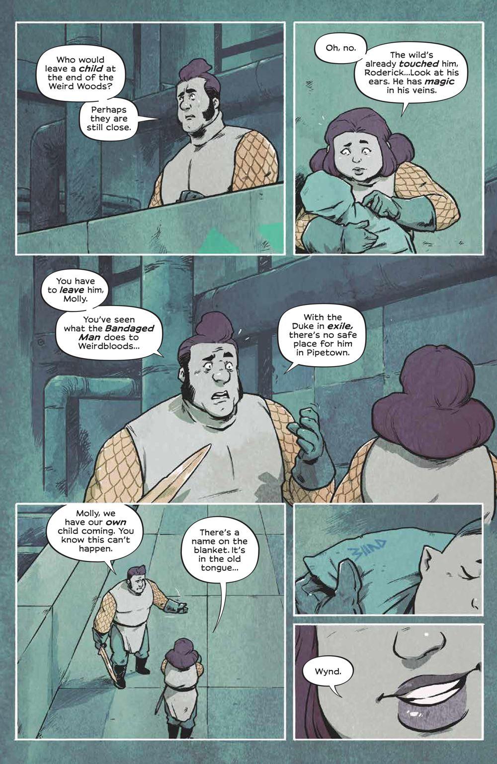 Wynd_006_PRESS_5 ComicList Previews: WYND #6 (OF 5)
