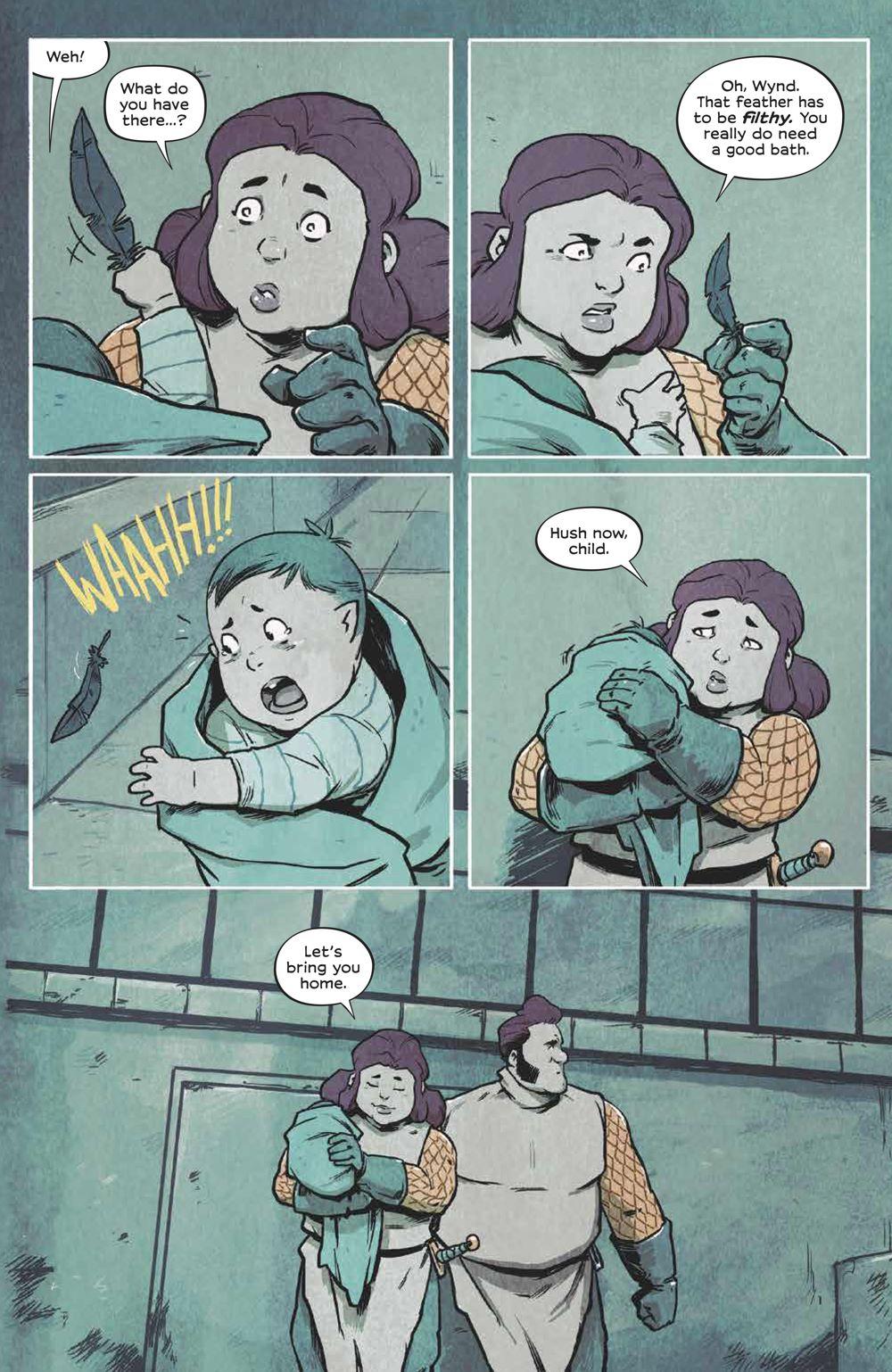 Wynd_006_PRESS_7 ComicList Previews: WYND #6 (OF 5)