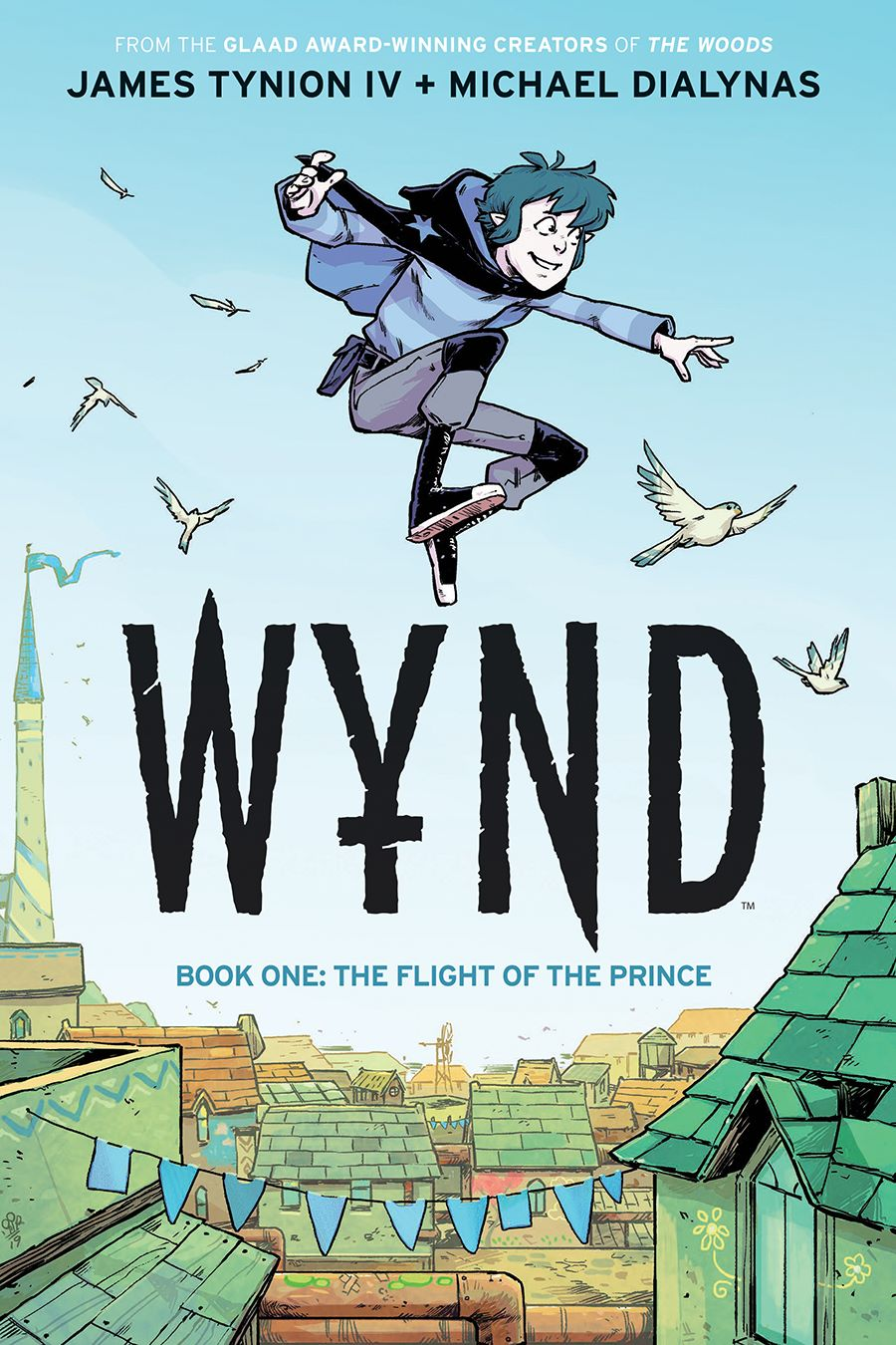 Wynd_v1_SC_Cover ComicList: BOOM! Studios New Releases for 05/05/2021