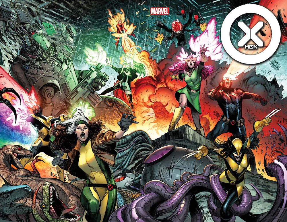 XMEN2021001_cov-1 Marvel Comics July 2021 Solicitations