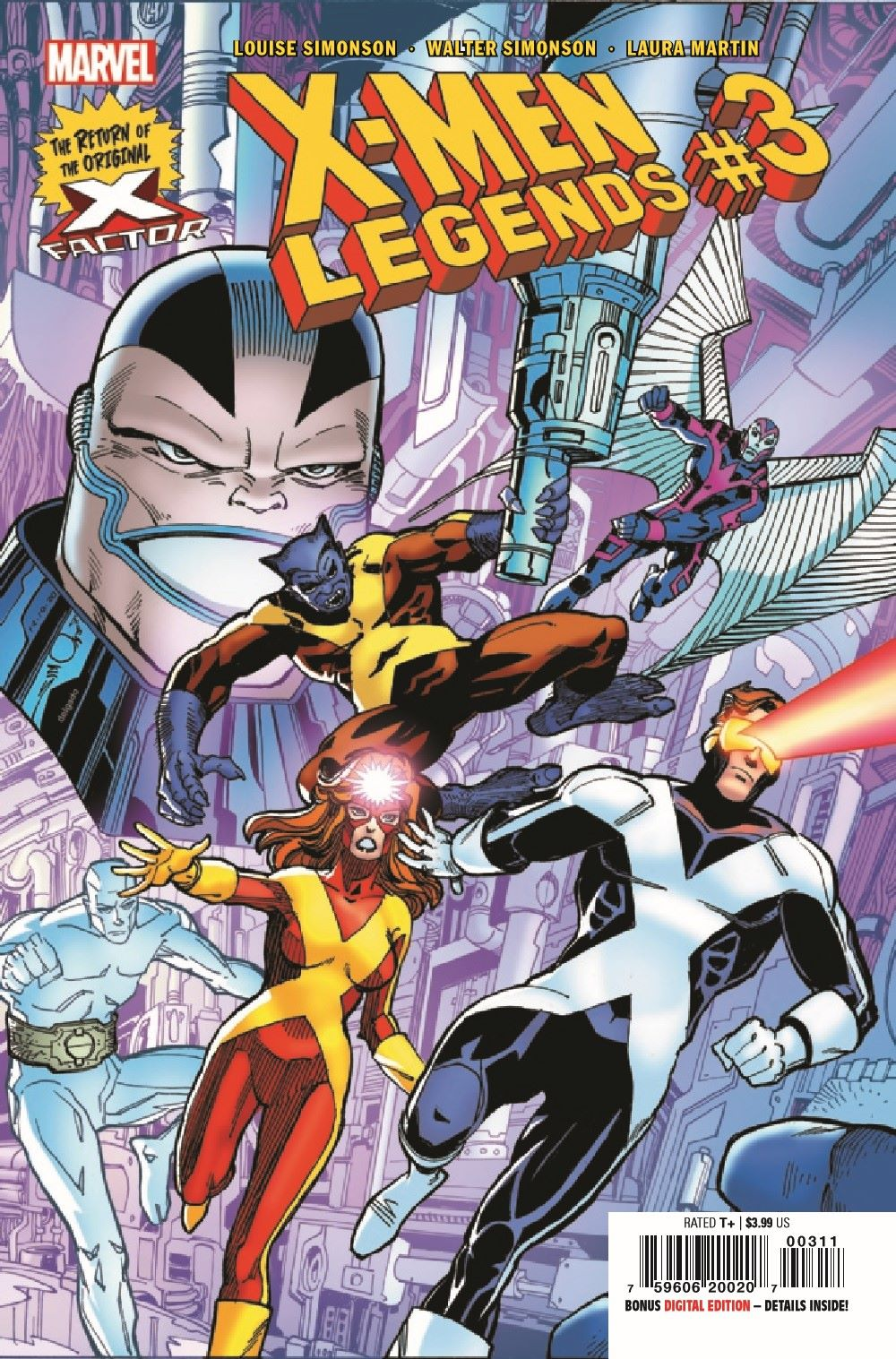 XMLEGENDS2021003_Preview-1 ComicList Previews: X-MEN LEGENDS #3