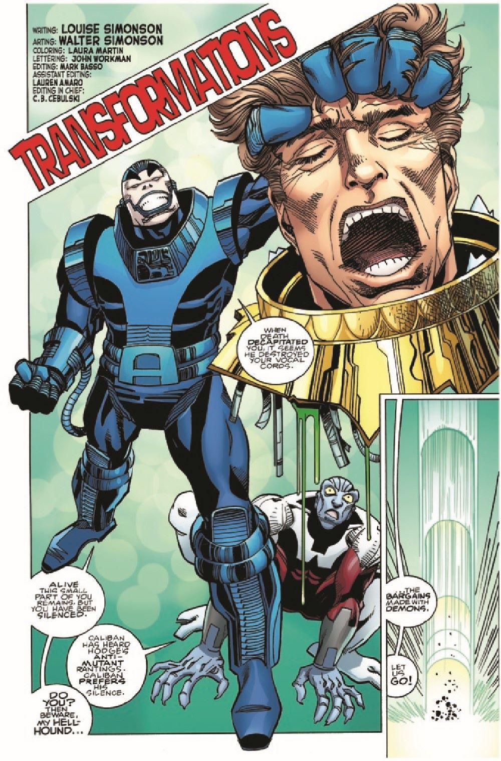 XMLEGENDS2021003_Preview-4 ComicList Previews: X-MEN LEGENDS #3