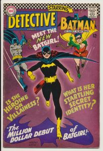 batgirl-206x300 Sneaky Moves: Finding Great DC Silver Age Value