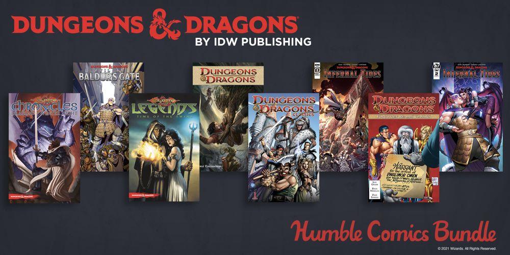 db4a82cb-8ece-4a7e-8a6d-799850781f9d Dungeons And Dragons Bundle to support Hasbro Children's Fund