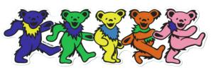 dead-bears-300x106 The Mascots And Logos of Grateful Dead Art