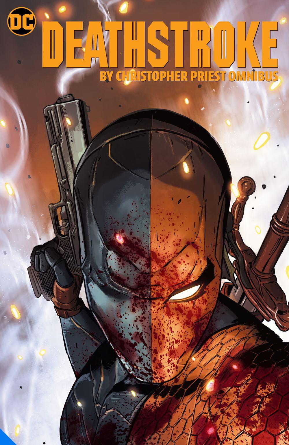 deathstrokebychristopherpriest-omni_adv DC Comics July 2021 Solicitations