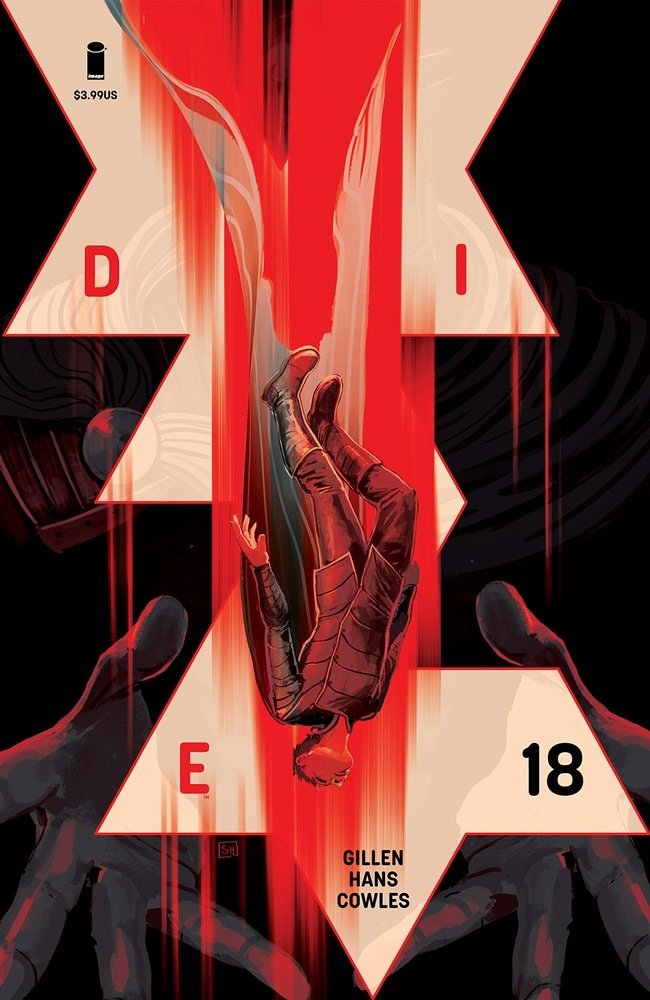 die_18a Image Comics July 2021 Solicitations