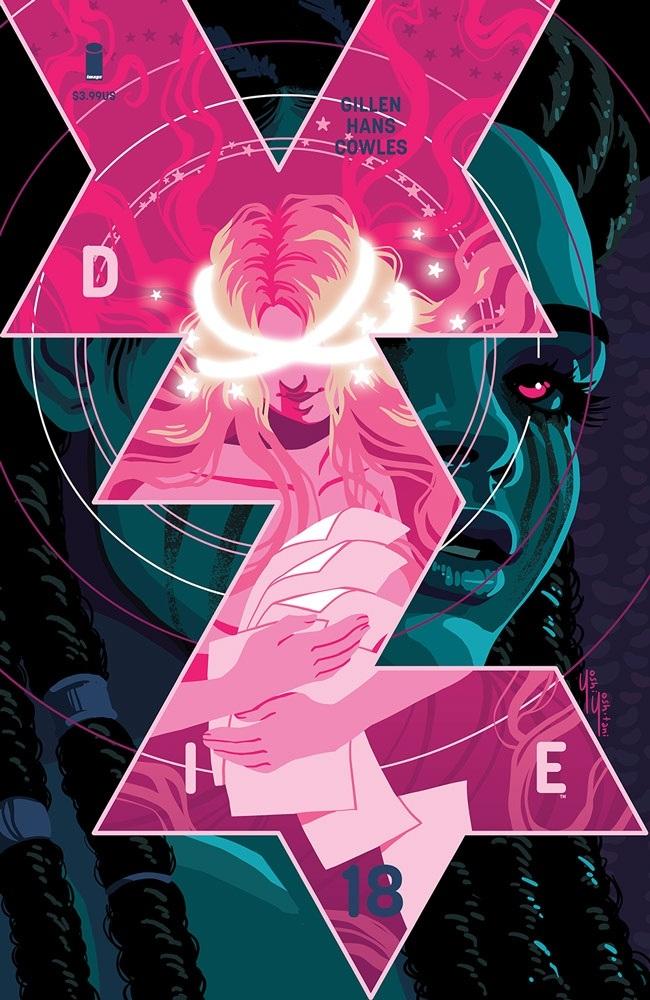 die_18b Image Comics July 2021 Solicitations
