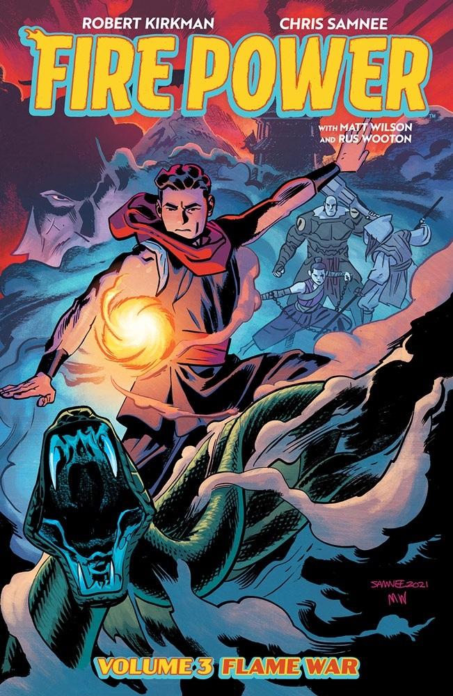 firepower_tp3 Image Comics July 2021 Solicitations