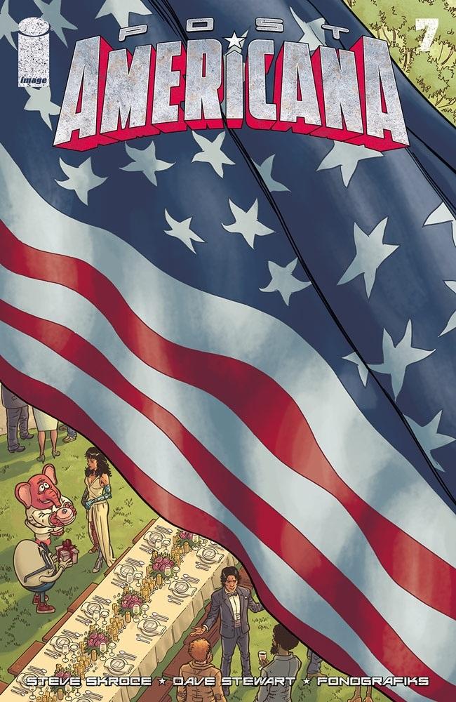 postamericana_07 Image Comics July 2021 Solicitations