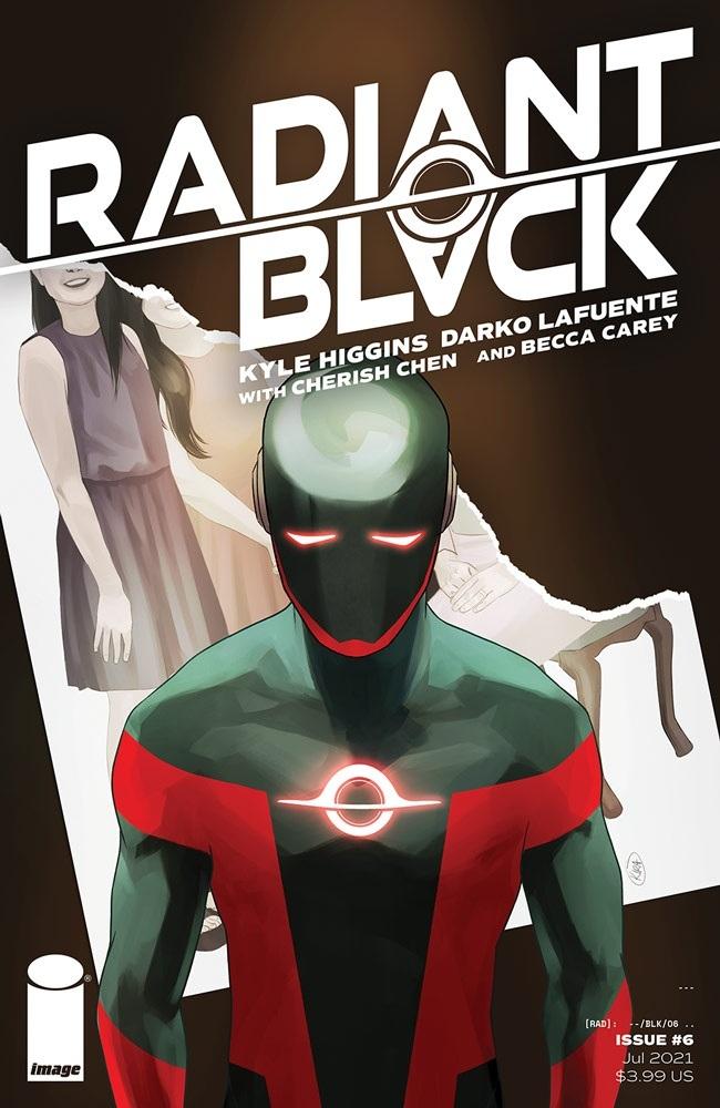 radiantblack_06b Image Comics July 2021 Solicitations