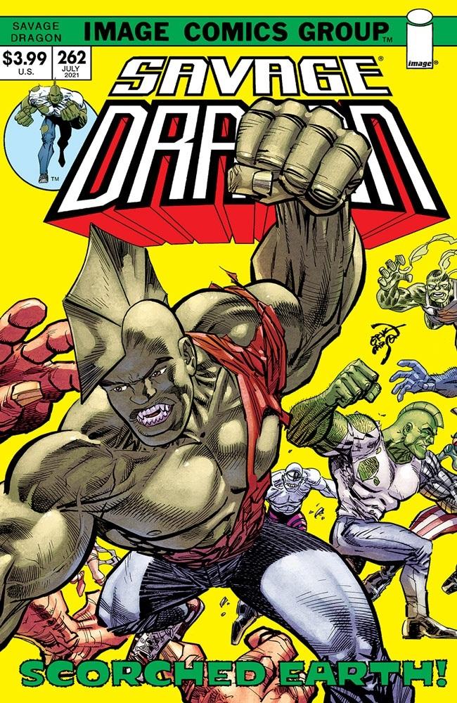 savagedragon_262b Image Comics July 2021 Solicitations