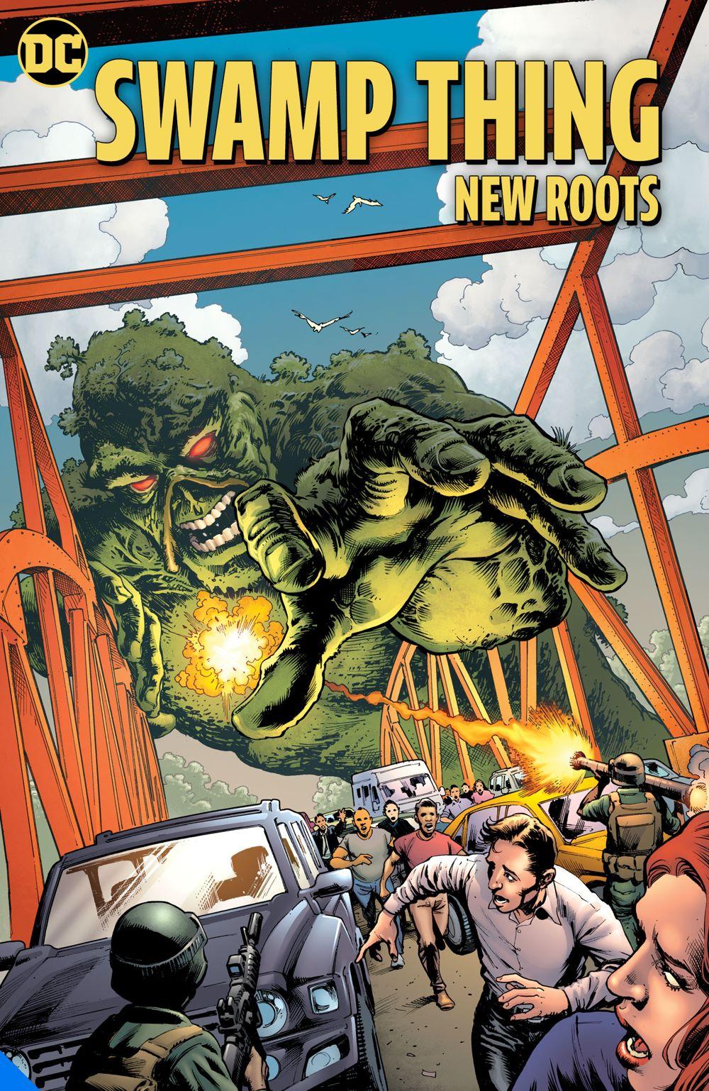 swampthingnewroots_adv DC Comics July 2021 Solicitations
