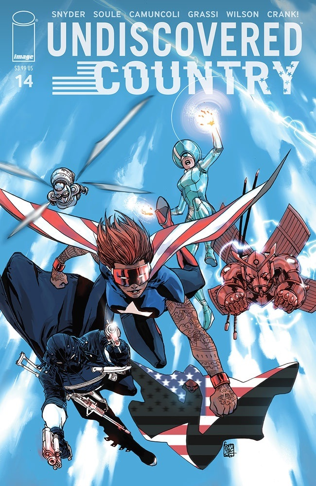 undiscountry_14a Image Comics July 2021 Solicitations