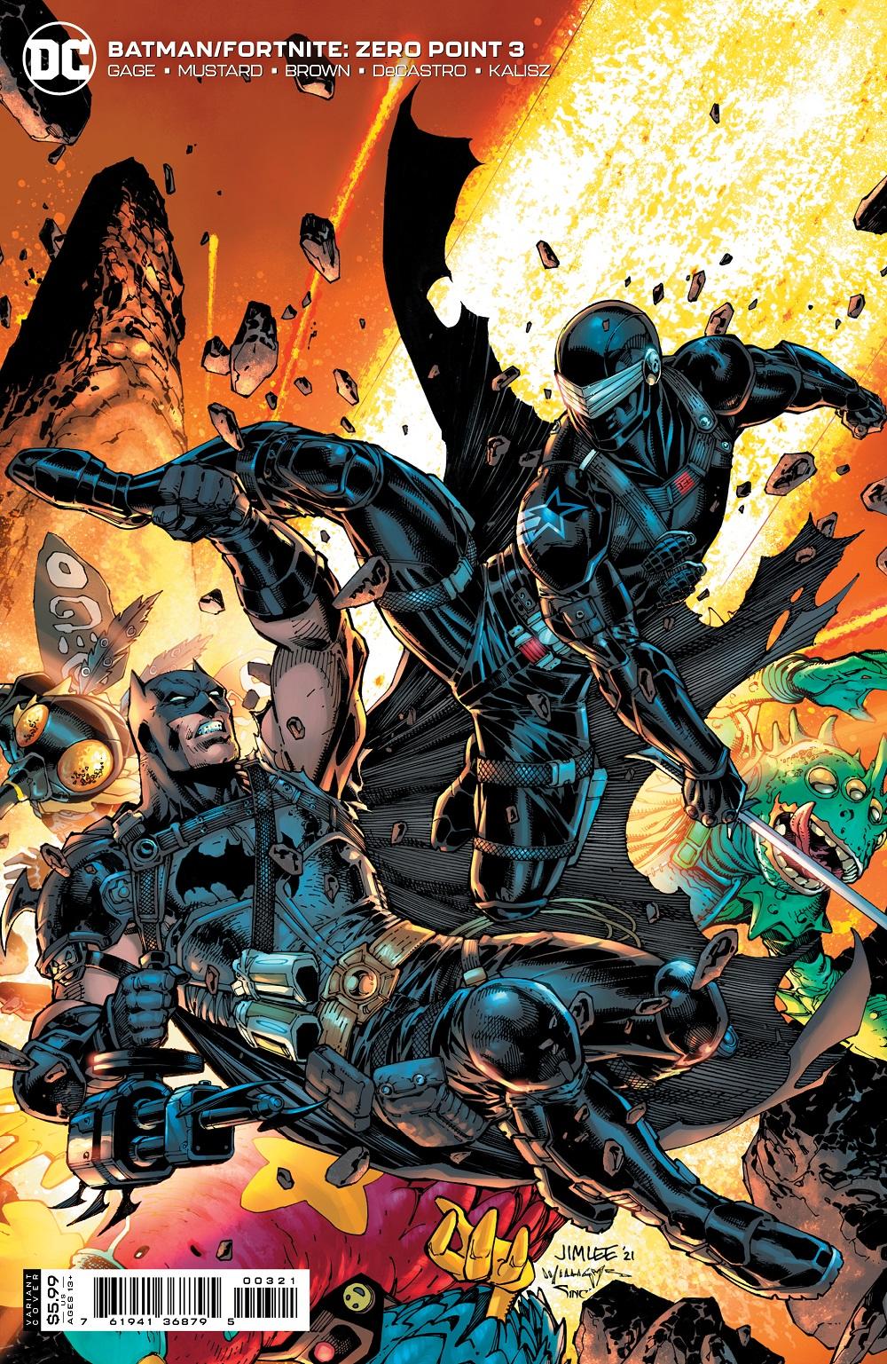 0221DC810 ComicList: DC Comics New Releases for 05/19/2021