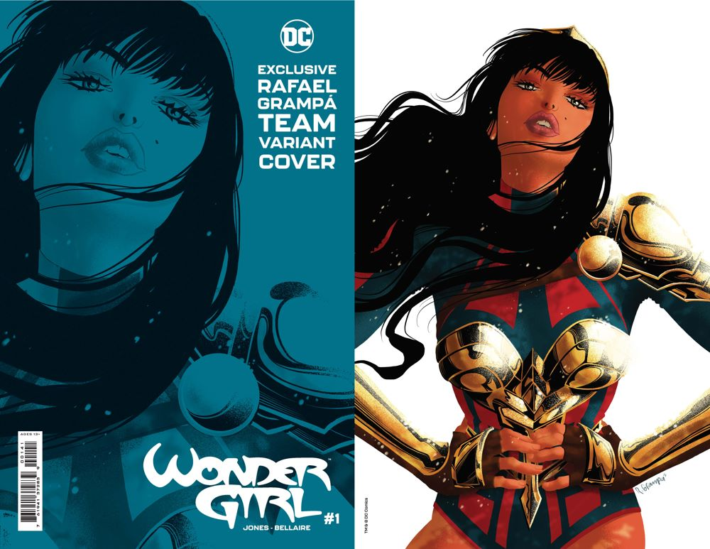 0321DC006 ComicList: DC Comics New Releases for 05/19/2021