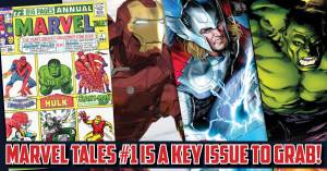 051821B-1-300x157 Marvel Tales #1 is a Key Issue to Grab!