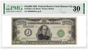 1928-10000-Federal-Reserve-Note-300x167 Collectors' News Roundup 5/11: A Shady NFT & More