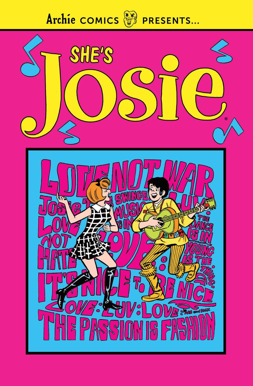 ACP-ShesJosie_Cover_DeCarlo ComicList Previews: SHE'S JOSIE TP