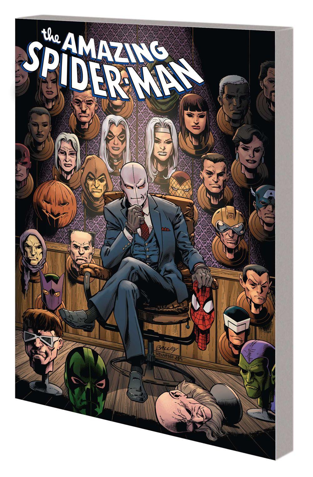 AM_SM_VOL_14_TPB Marvel Comics August 2021 Solicitations