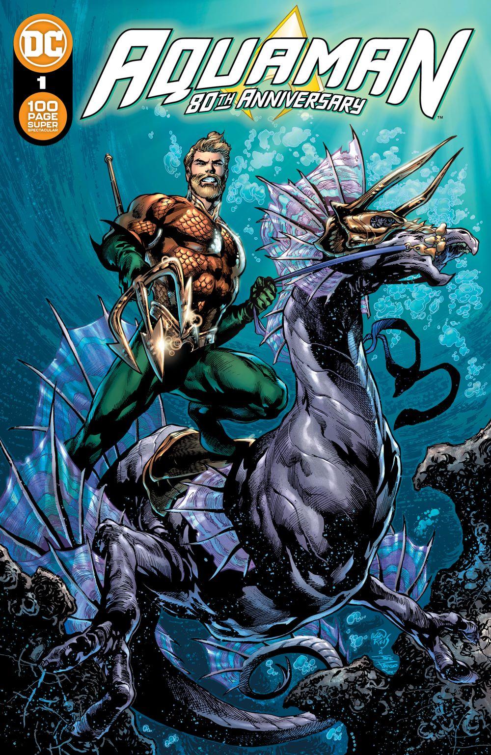 AQM_80THANN_Cv1 DC Comics August 2021 Solicitations
