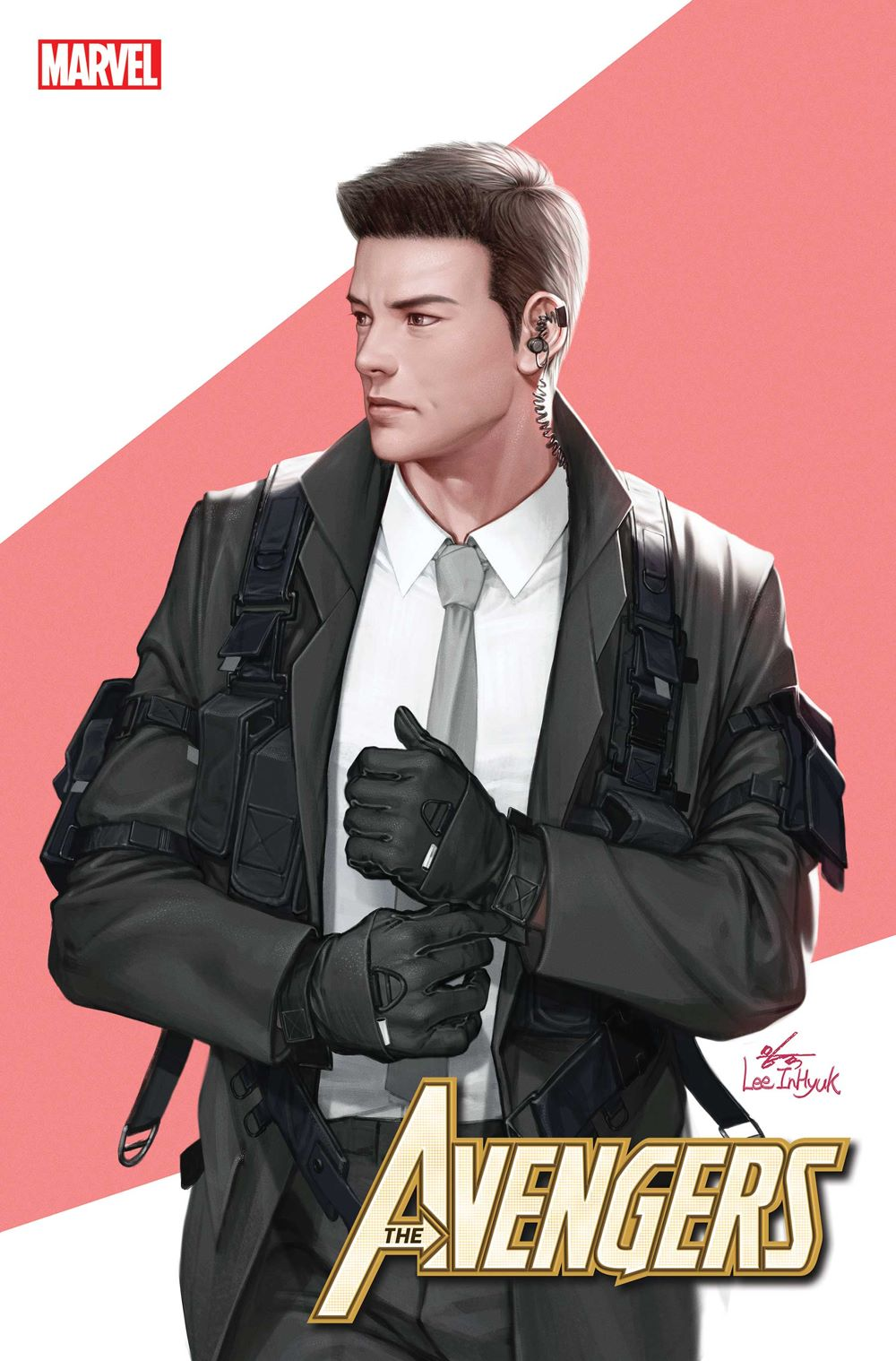 AVEN2018047_InHyuk-Lee_VAR-1 Marvel Comics August 2021 Solicitations
