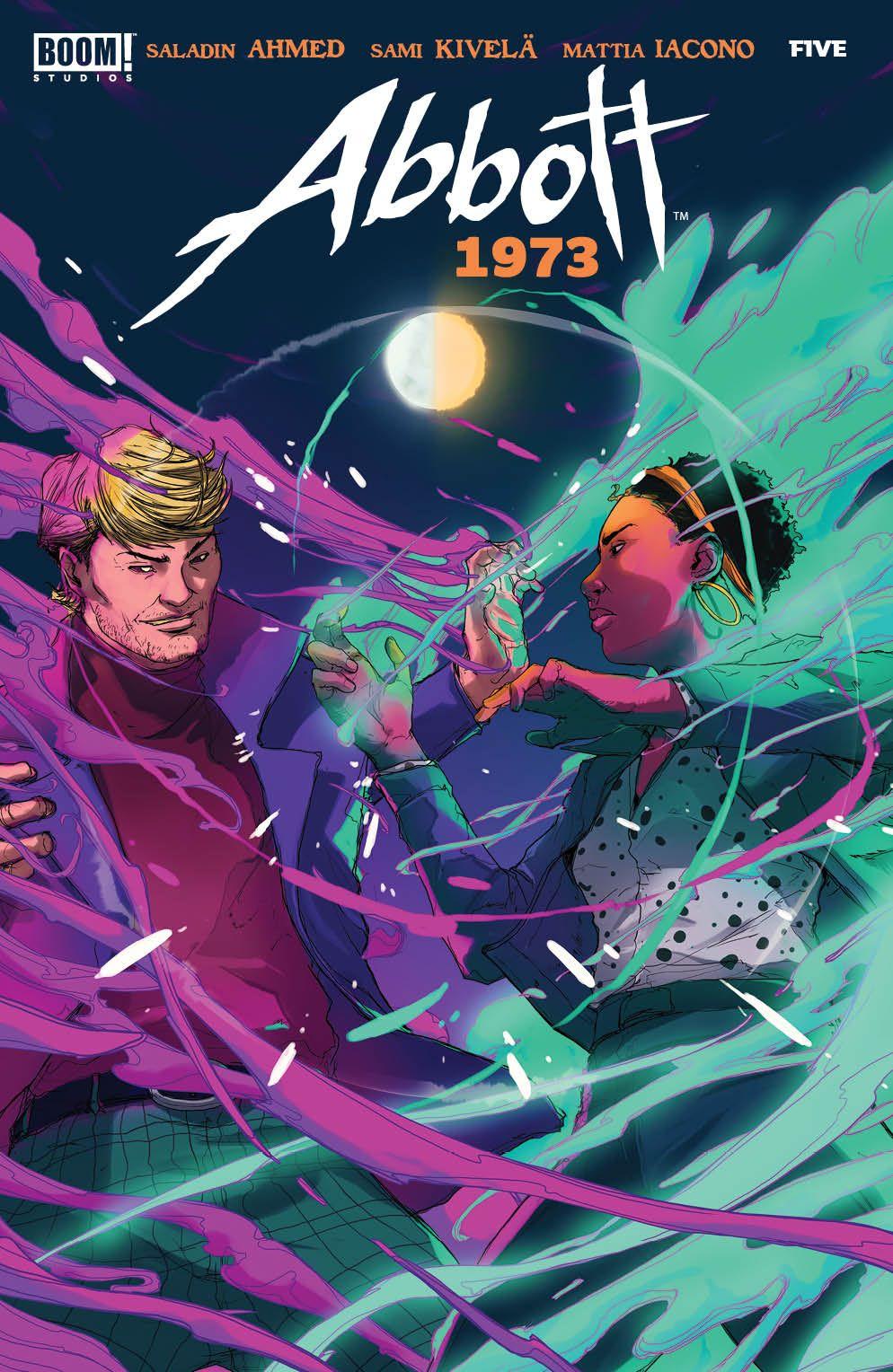 Abbott_1973_005_Cover_A_Main ComicList: BOOM! Studios New Releases for 05/26/2021