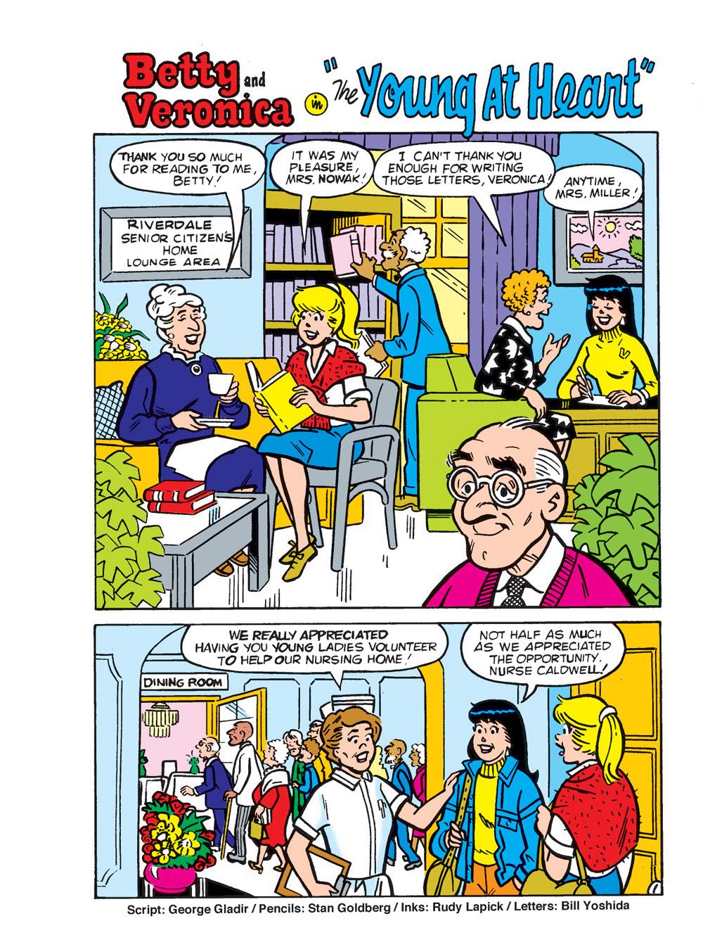 ArchieGiantComicsThrill-50 ComicList Previews: ARCHIE GIANT COMICS THRILL TP