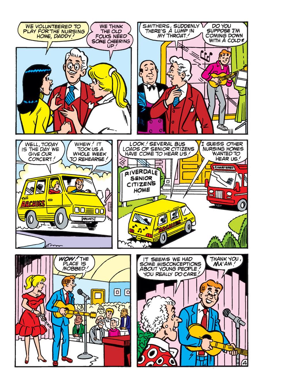 ArchieGiantComicsThrill-53 ComicList Previews: ARCHIE GIANT COMICS THRILL TP