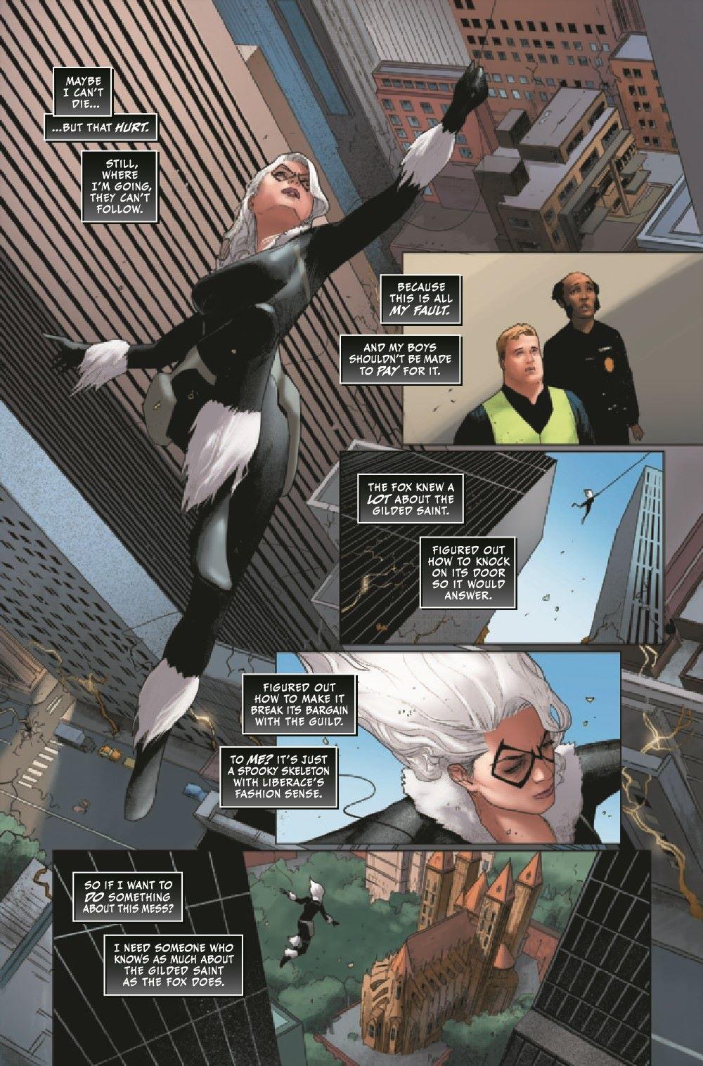 BLACKCAT2020006_Preview-6 ComicList Previews: BLACK CAT #6
