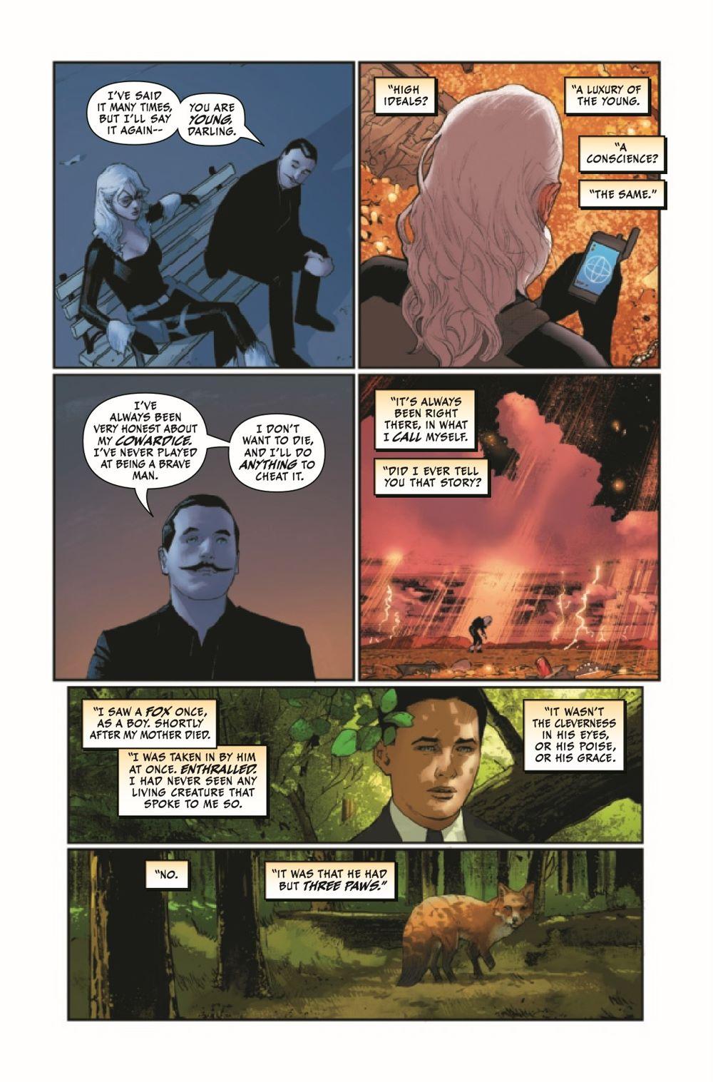 BLACKCAT2020007_Preview-4 ComicList Previews: BLACK CAT #7