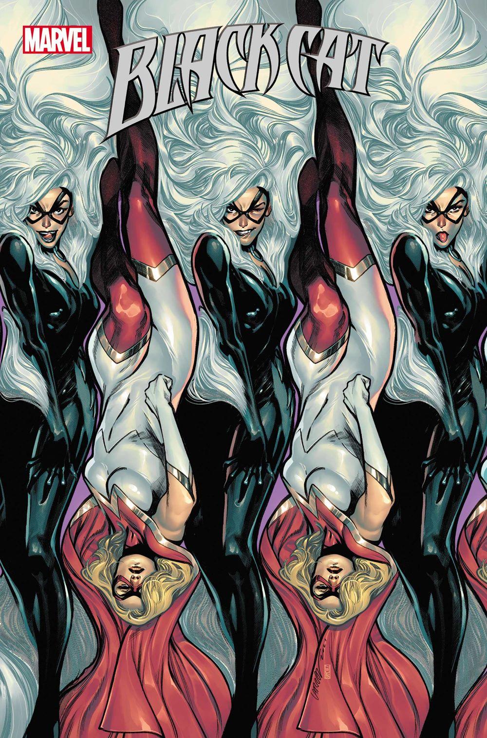 BLACKCAT2020009_cov Marvel Comics August 2021 Solicitations
