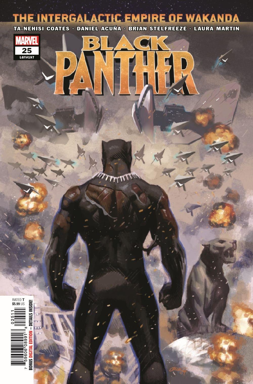 BLAP2018025_Preview-1 ComicList Previews: BLACK PANTHER #25